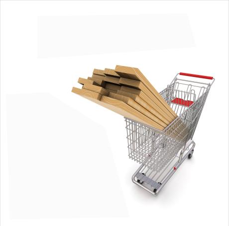چوب آوران وارد کننده انواع چوب